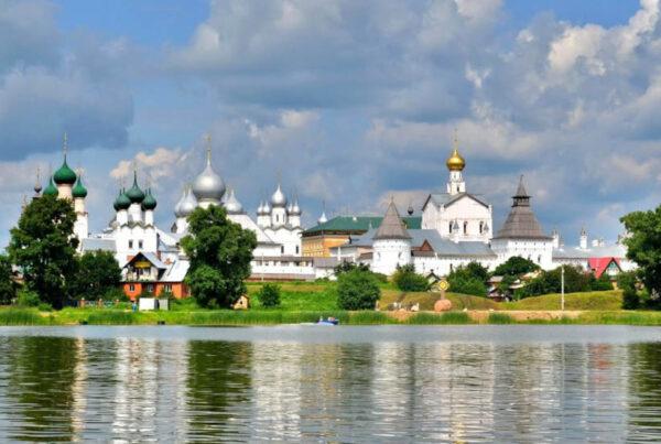 Rostov Velikij, una delle città dell'Anello d'Oro in Russia