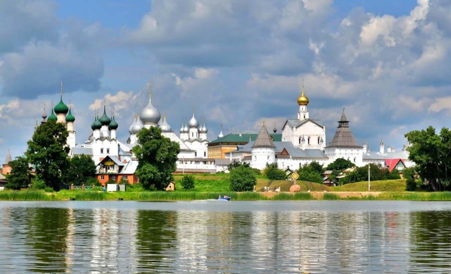 Anello d'Oro in Russia: mappa e città per un tour