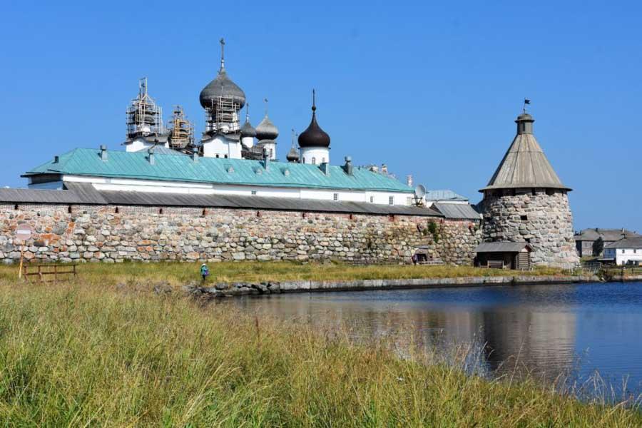 Chiesa in Carelia, Solovki