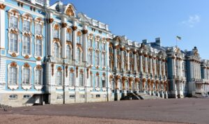 Paolo Barsotto. Appunti di viaggio in Russia: San Pietroburgo