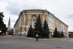 Paolo Barsotto. Appunti di viaggio in Russia: Mosca