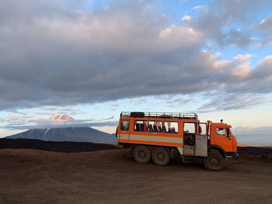 Kamchatka remota