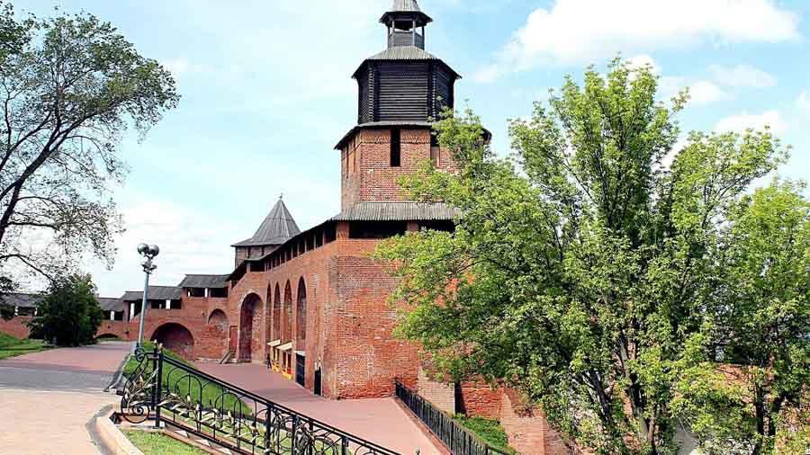 Il Cremlino di Nizhniy Novgorod