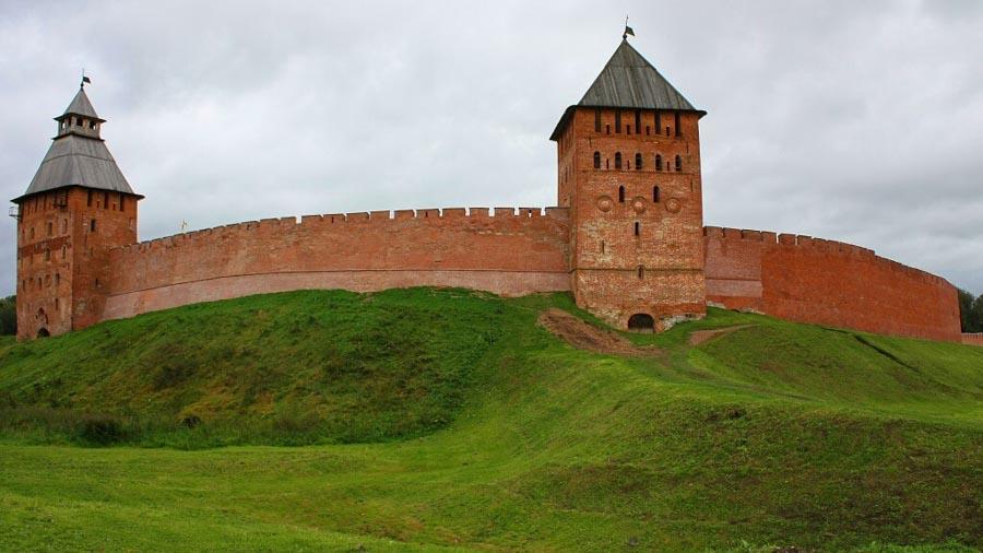 Il Cremlino di Velikij Novgorod